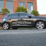 Rijtest: Volvo V60 D6 AWD Plug-In Hybrid facelift 2013