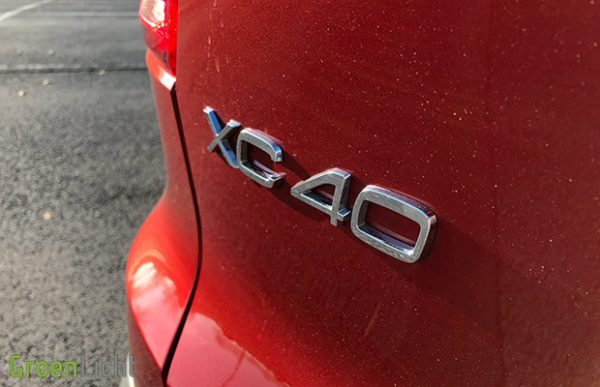 Rijtest: Volvo XC40 T5 AWD R-Design (2018)
