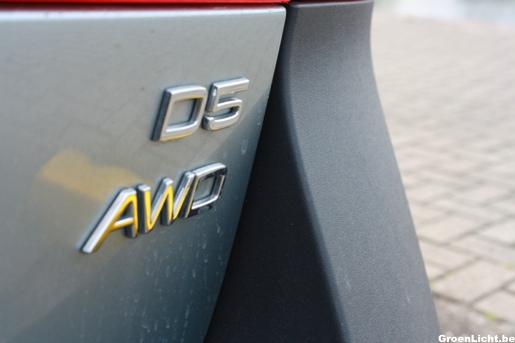 Rijtest Volvo XC70 D5