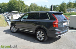 Rijtest Volvo XC90 T8 AWD Plug-in Hybrid Twin Engine Inscription SUV 2016