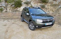 Rijtest: nieuwe Dacia Duster 2.0