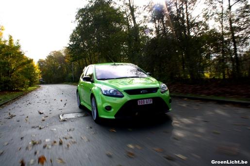 Rijtest: Ford Focus RS