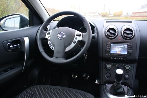 Rijtest: Nissan Qashqai 1.5 dCi