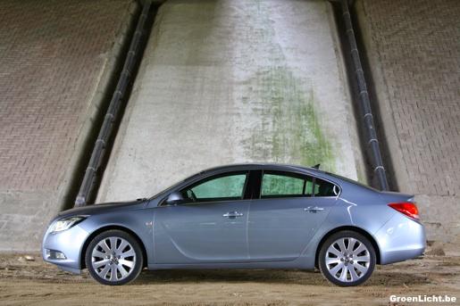 Rijtest Opel Insignia 2.0 Turbo 4x4