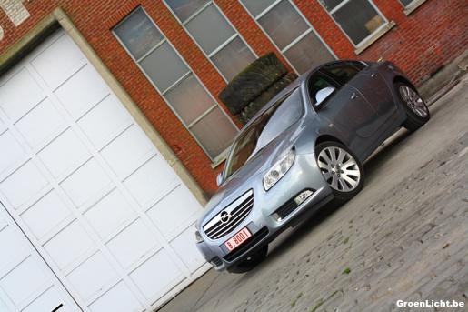 Rijtest: Opel Insignia 2.0 Turbo 4x4