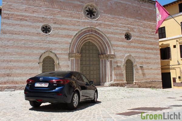Roadtrip - Mazda3 Sedan Rijtest - 02