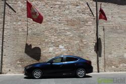 Roadtrip - Mazda3 Sedan Rijtest - 06