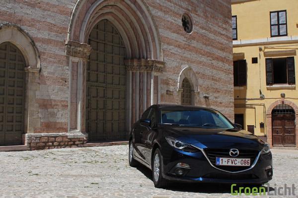 Roadtrip - Mazda3 Sedan Rijtest - 07