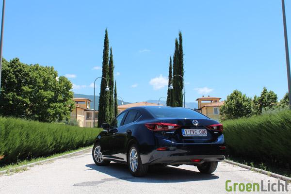 Roadtrip - Mazda3 Sedan Rijtest - 13