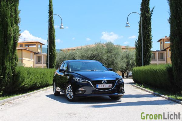 Roadtrip - Mazda3 Sedan Rijtest - 14