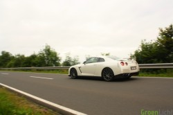 Roadtrip Test Nissan GT-R MY 2012