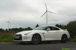 Roadtrip Rijtest Test Nissan GT-R MY 2012