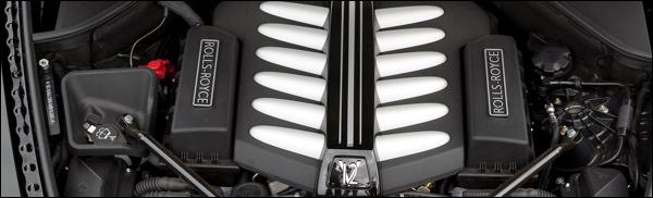 Rolls-Royce Engine Bay