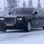 Rolls-Royce Phantom 2012 product update