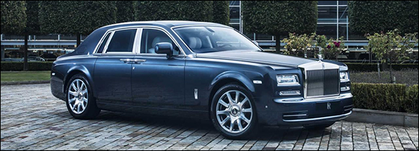Bespoke: Rolls-Royce Phantom Metropolitan Collection