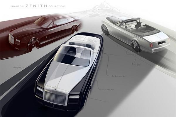 Productie Rolls-Royce Phantom eindigt in 2016, over & out voor de (Drophead) Coupé
