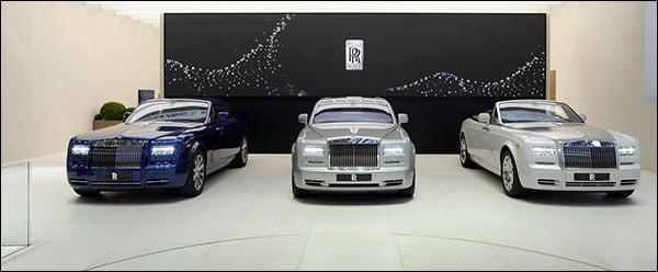 Productie Rolls-Royce Phantom eindigt in 2016, over & out voor de (Drophead) Coupé