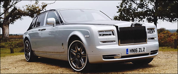 Video: Carfection neemt afscheid van de Rolls Royce Phantom