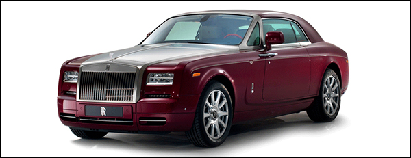 Uniek: Rolls-Royce Phantom Ruby