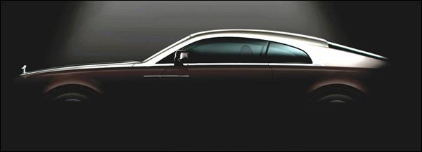 Rolls Royce Wraith 2013