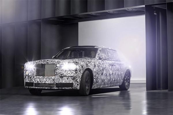 Rolls-Royce kiest voor aluminium spaceframe