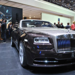 Autosalon Geneve 2013 - Rolls Royce