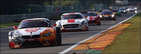 Total 24 Hours of Spa - Blancpain Endurance Series