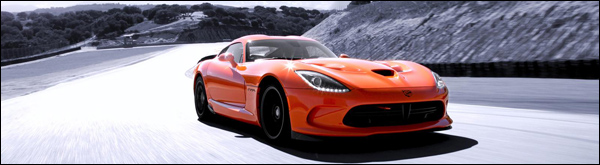 SRT Viper Time Attack (TA)