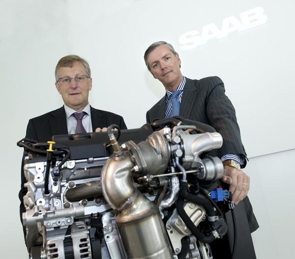 Saab BMW Engine Deal