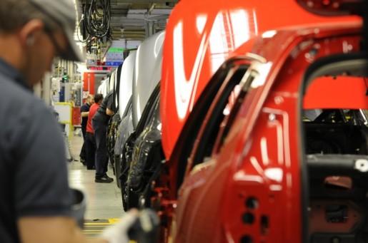 Saab herstart productie