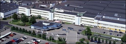 Saab Trollhattan