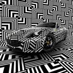 Op art - Luca Beatrice - Ferrari California