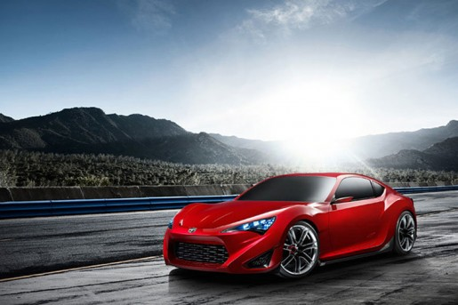 Scion Toyota FT-86