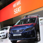 Autosalon Brussel 2017 live: Seat (Paleis 11)