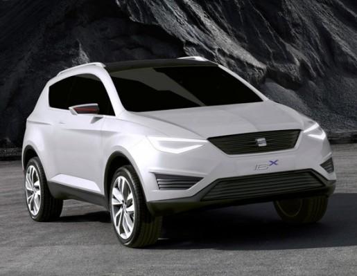 Seat IBX Concept - Seat SUV