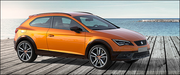 Autosalon Brussel 2016: Seat Line-up