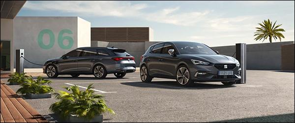 Officieel: Seat Leon e-Hybrid plug-in hybride (2020)