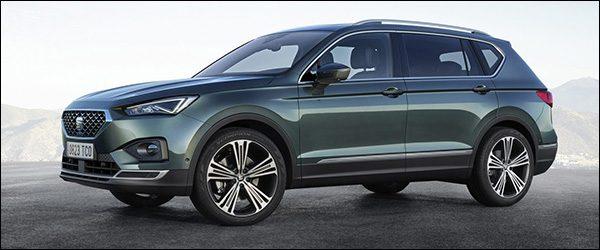 Officieel: Seat Tarraco SUV (2018)