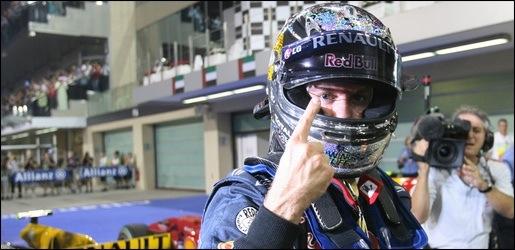 Sebastian Vettel RBR