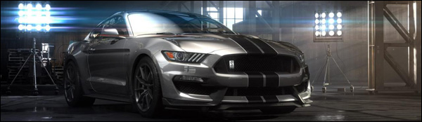 Shelby GT350 Mustang 2015