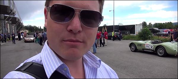 Video: Shmee150 en de Mille Miglia 2014