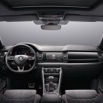 Officieel: Skoda Kodiaq RS SUV (2018)