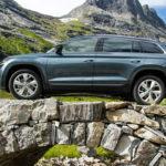 Officieel: Skoda Kodiaq SUV (2016)