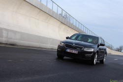 Skoda Octavia Combi RS TSI 2013 23