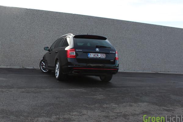 Skoda Octavia Combi RS TSI 2013 4