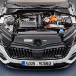Officieel: Skoda Octavia RS iV plug-in hybride (2020)