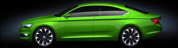 Skoda Octavia VisionC Concept Geneve 2014