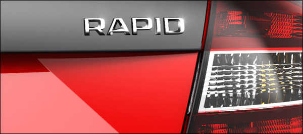 Skoda Rapid RS