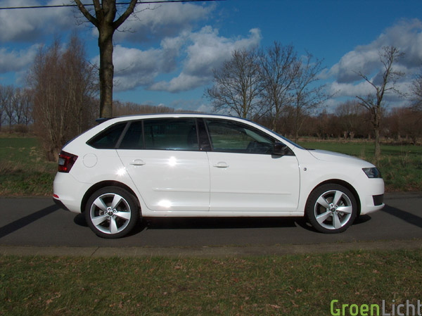 Skoda Rapid Spaceback - Rijtest 05