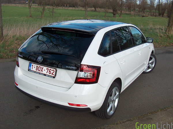 Skoda Rapid Spaceback - Rijtest 08